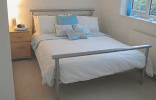 Metal Bed (Standard Range)