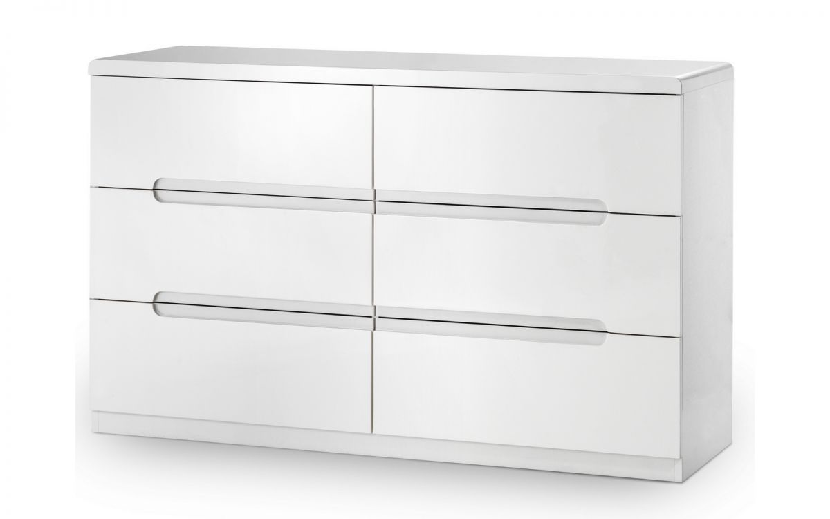 Superior Bedroom Six - 6 Drawer Chest