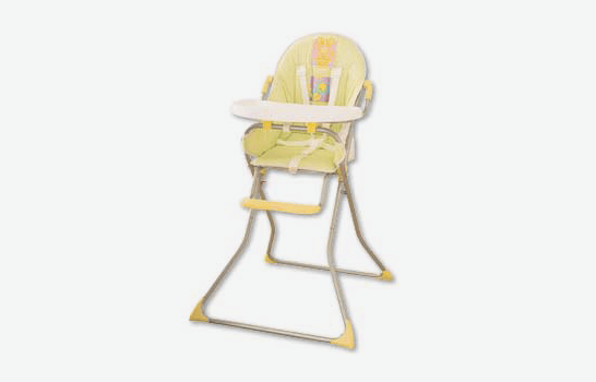 High Chair - 2