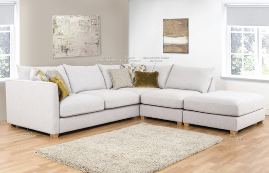 Sofa Collection - 6 (Superior Range)